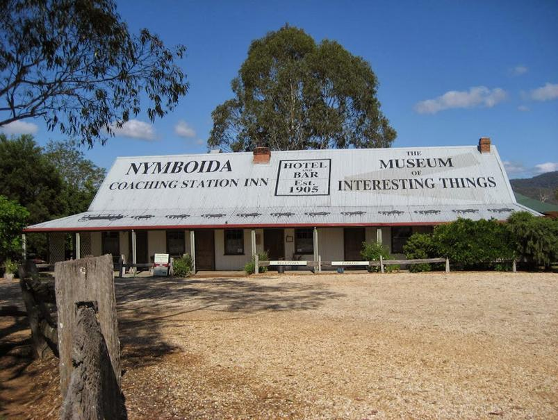 Coaching Station Inn - Hotell och Boende i Australien , Nymboida