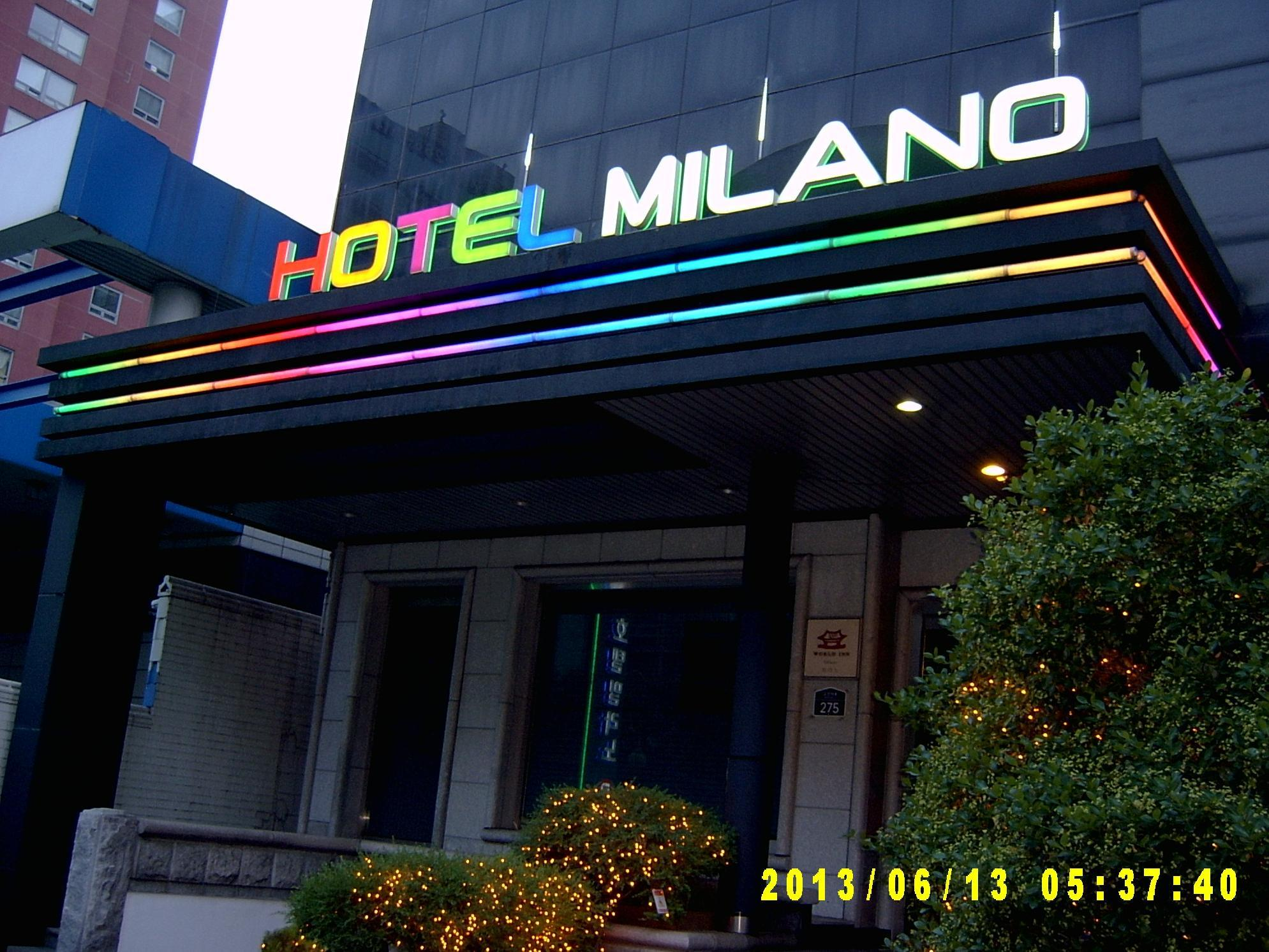 Milano Hotel - Hotels and Accommodation in South Korea, Asia