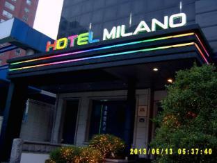 South Korea-밀라노 호텔 (Milano Hotel)