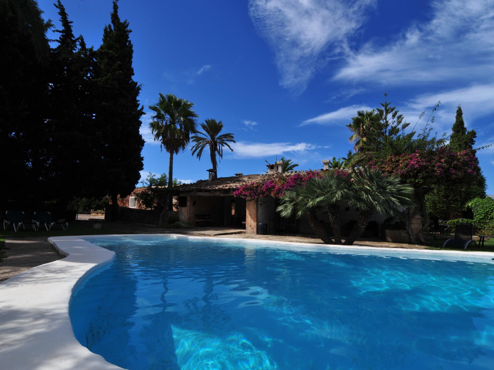 Agroturismo Son Pons Hotel - Majorca