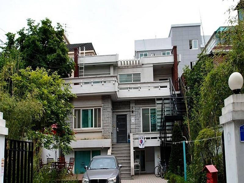 Time Guesthouse Hongdae - Hotels and Accommodation in South Korea, Asia