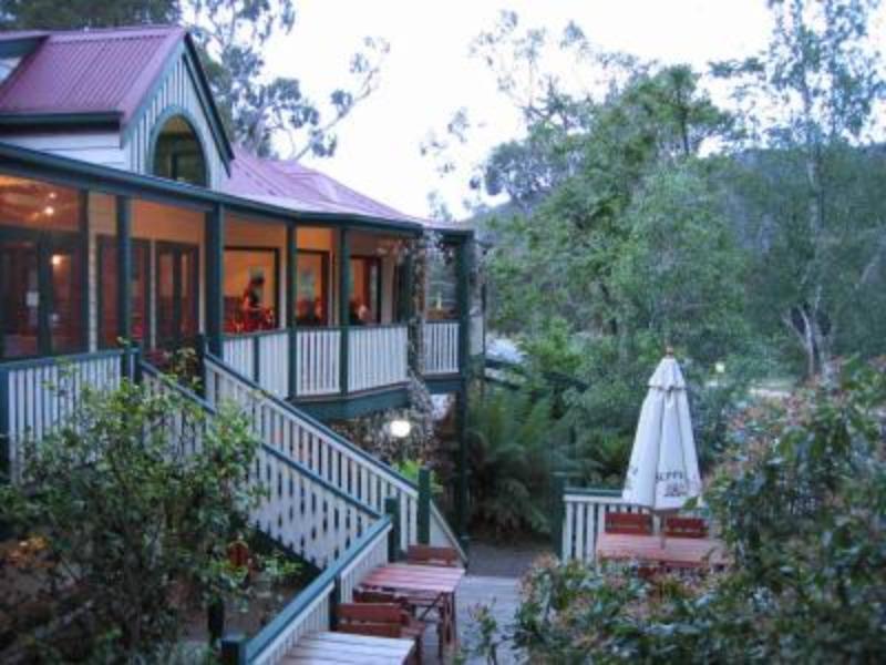 Mountain Grand Guest House - Hotell och Boende i Australien , Grampians