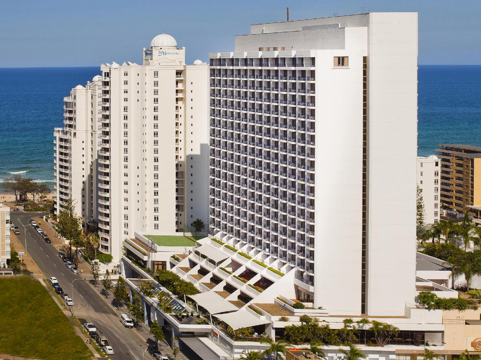 Outrigger Surfers Paradise Hotel - Hotell och Boende i Australien , Guldkusten
