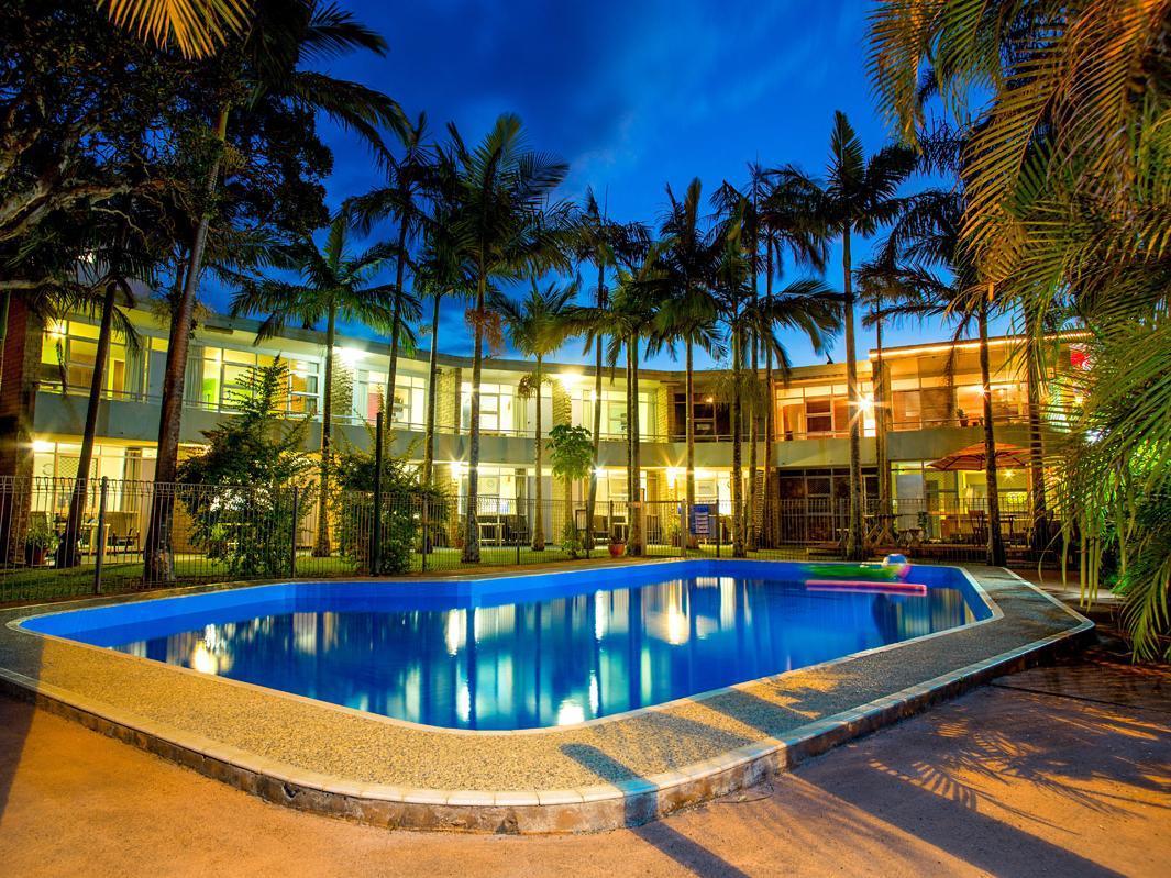 Ocean Paradise Holiday Units - Hotell och Boende i Australien , Coffs Harbour