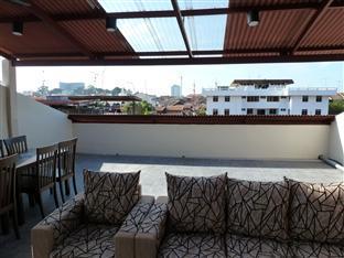 Hotel Hong @ Jonker Street Melaka Malacca / Melaka - Roof Top Relax Point