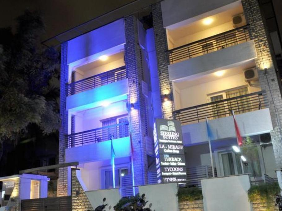 Sterling Suites Serviced Apartments Hotel At Marathahalli - Hotel and accommodation in India in Bengaluru / Bangalore