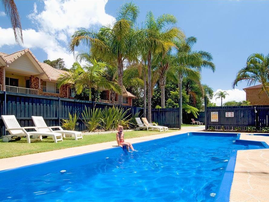 Ocean Spray Apartments - Hotell och Boende i Australien , Coffs Harbour