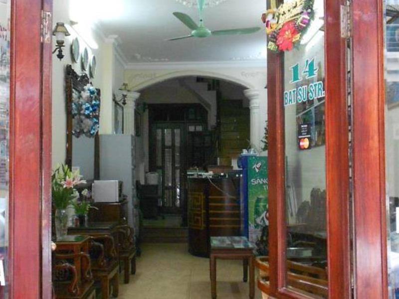 Hanoi Lucky Guesthouse - Hotell och Boende i Vietnam , Hanoi