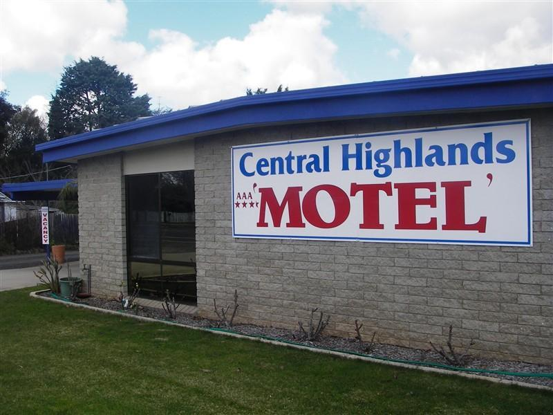 Central Highlands Motor Inn - Hotell och Boende i Australien , Daylesford and Macedon Ranges