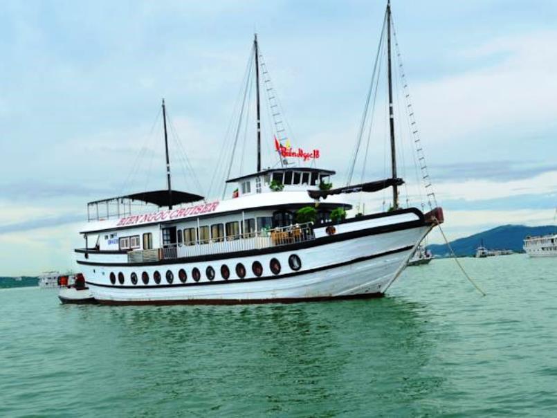 Seawind Cruise Halong - Hotell och Boende i Vietnam , Halong