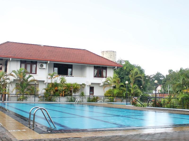 Ivy Cottage Negombo - Front Elevation