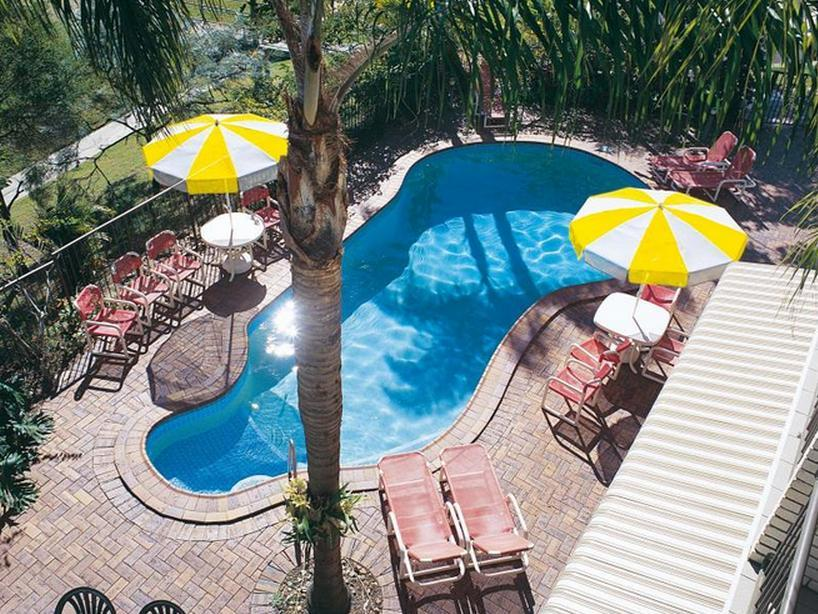 Bombora Resort - Hotell och Boende i Australien , Guldkusten