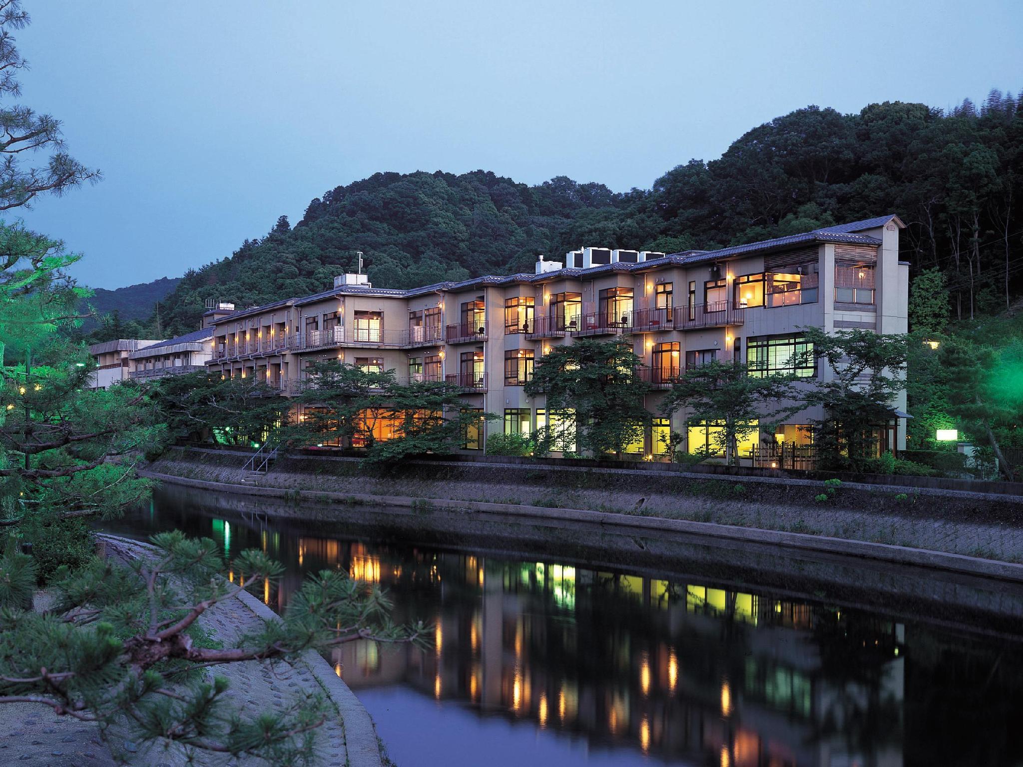 Kyoto Uji Hanayashiki Ukifune-en - Kyoto