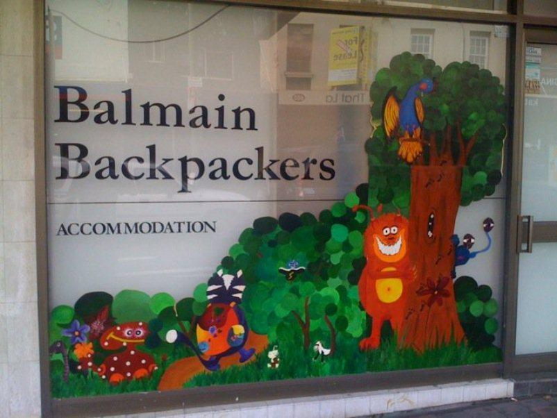 Balmain Backpackers - Hotell och Boende i Australien , Sydney