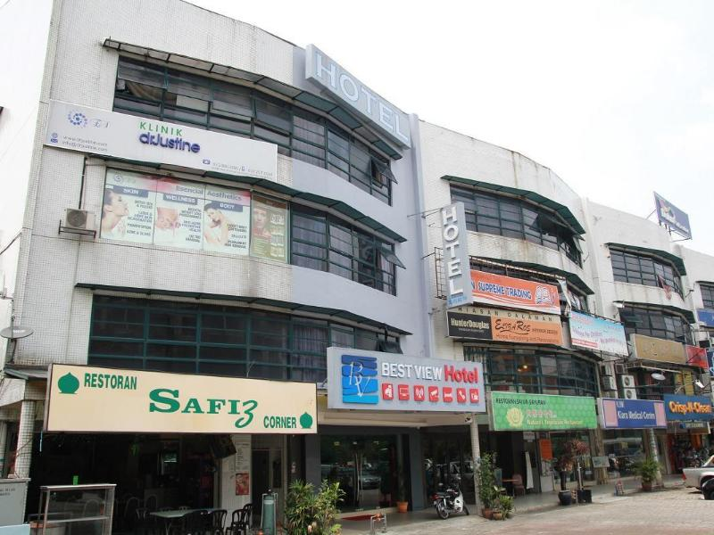 best view hotel (sri hartamas) kuala lumpur, malaysia  ~ Backofen Restaurant Sri Hartamas