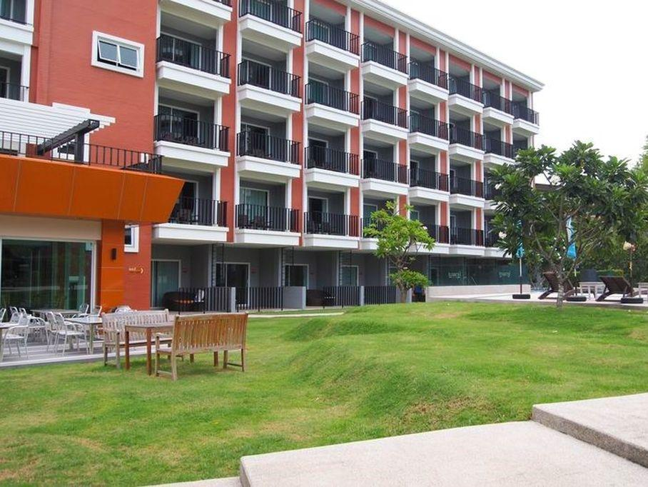 Marsi Pattaya - Hotels and Accommodation in Thailand, Asia