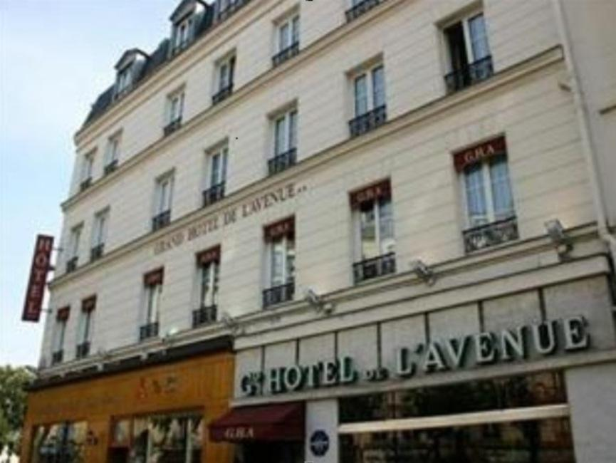 Grand Hotel de l'Avenue - Paris