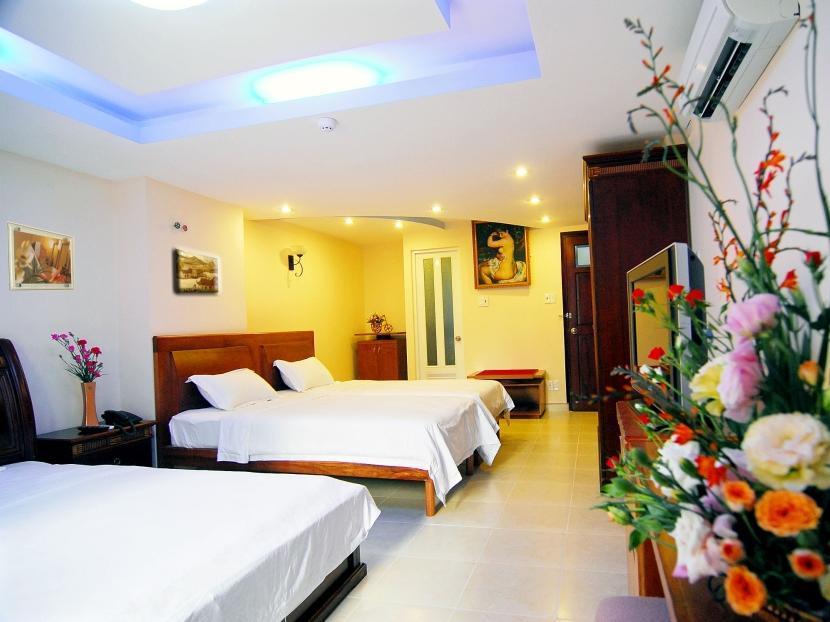 Blue River 2 Hotel - Hotell och Boende i Vietnam , Ho Chi Minh City