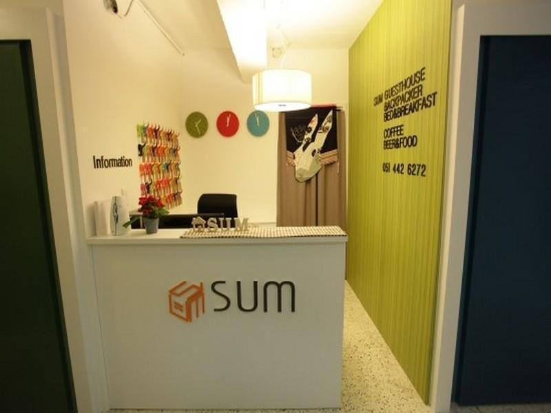 Busan Station Sum Guesthouse - Hotels and Accommodation in South Korea, Asia