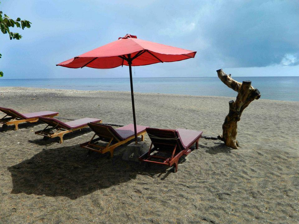 Bali Bhuana Beach Cottages Бали - Бассейн