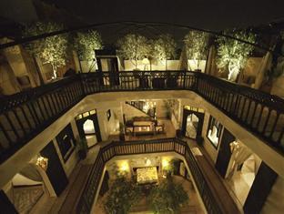 Dar Fakir Hotel Marrakech - Patio