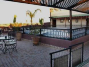 Riad Jnane Agdal Marrakech - Terrace