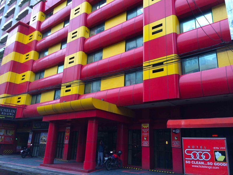 Hotel Sogo Malate Manila - Hotel Exterior
