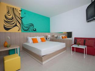 OK Resort Laemchabang Chonburi - Guest Room