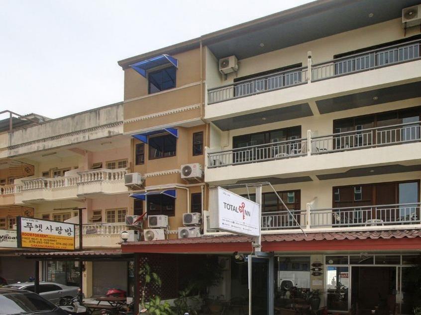 Total Inn - Hotell och Boende i Thailand i Asien