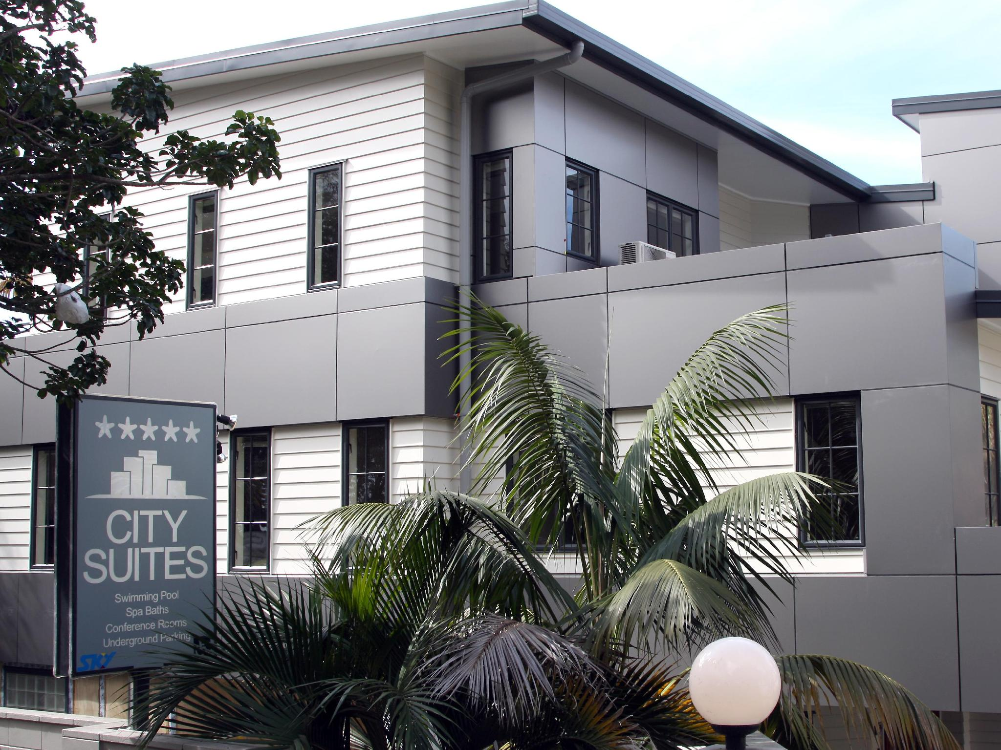 City Suites - Hotels and Accommodation in New Zealand, Pacific Ocean And Australia