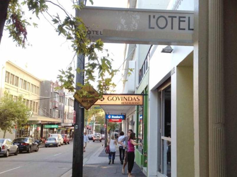 L otel Hotel - Hotell och Boende i Australien , Sydney
