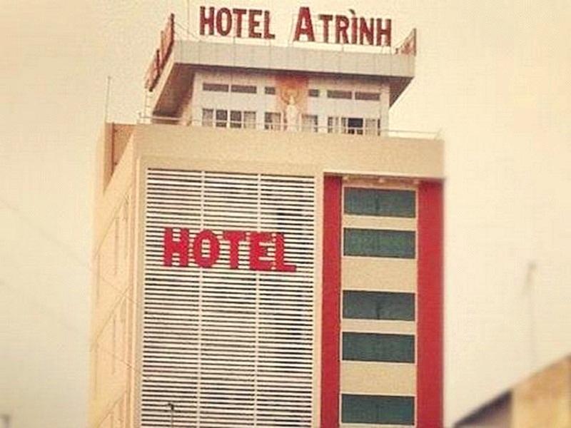 A Trinh Hotel - Hotell och Boende i Vietnam , Binh Duong