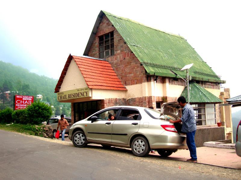 Chail Residency - Hotel and accommodation in India in Chail