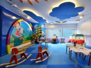 Cape Dara Resort Pattaya - Laste klubi