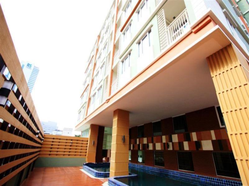 Hotell Prom Ratchada Residence and Spa i , Bangkok. Klicka för att läsa mer och skicka bokningsförfrågan