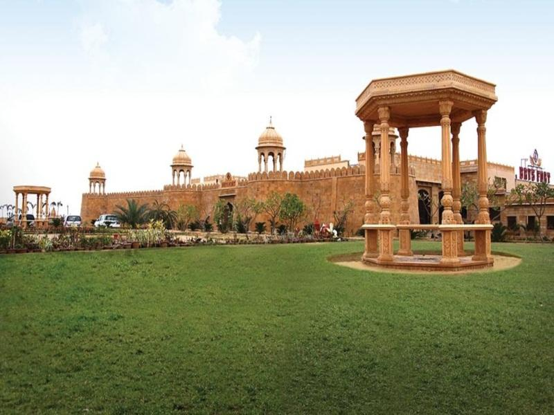 Brys Fort Jaisalmer Hotel - Hotel and accommodation in India in Jaisalmer