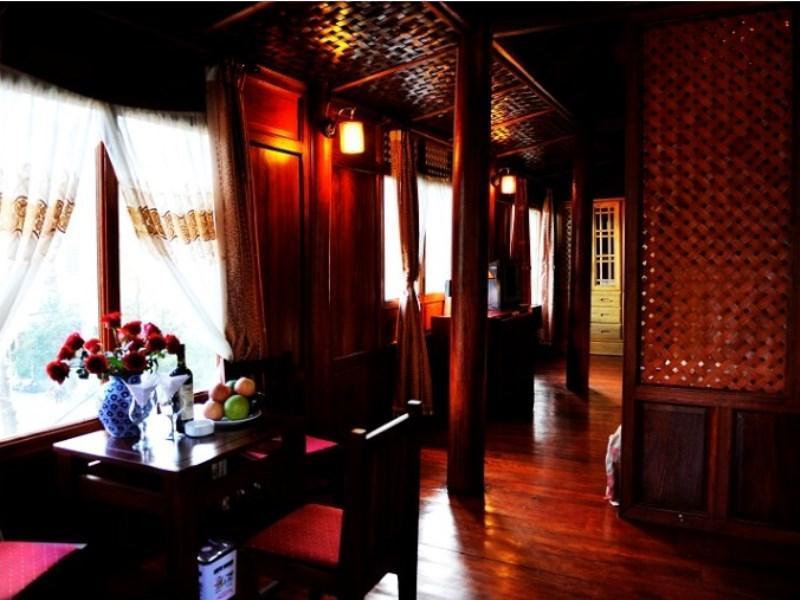Sa Pa Green Hotel - Hotell och Boende i Vietnam , Sapa (Lao Cai)