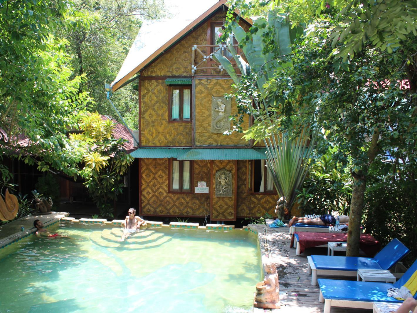 Tropical Garden Bungalow - Hotels and Accommodation in Thailand, Asia