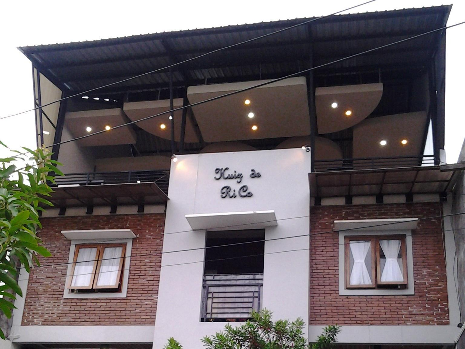 Huiz de Rico Hotel - Hotels and Accommodation in Indonesia, Asia