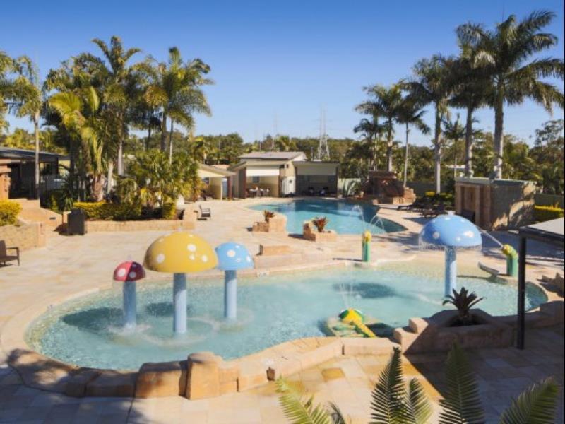 Brisbane Holiday Village - Hotell och Boende i Australien , Brisbane
