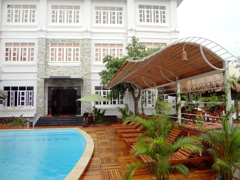 Satisfy Hotel - Hotell och Boende i Vietnam , Chau Doc (An Giang)