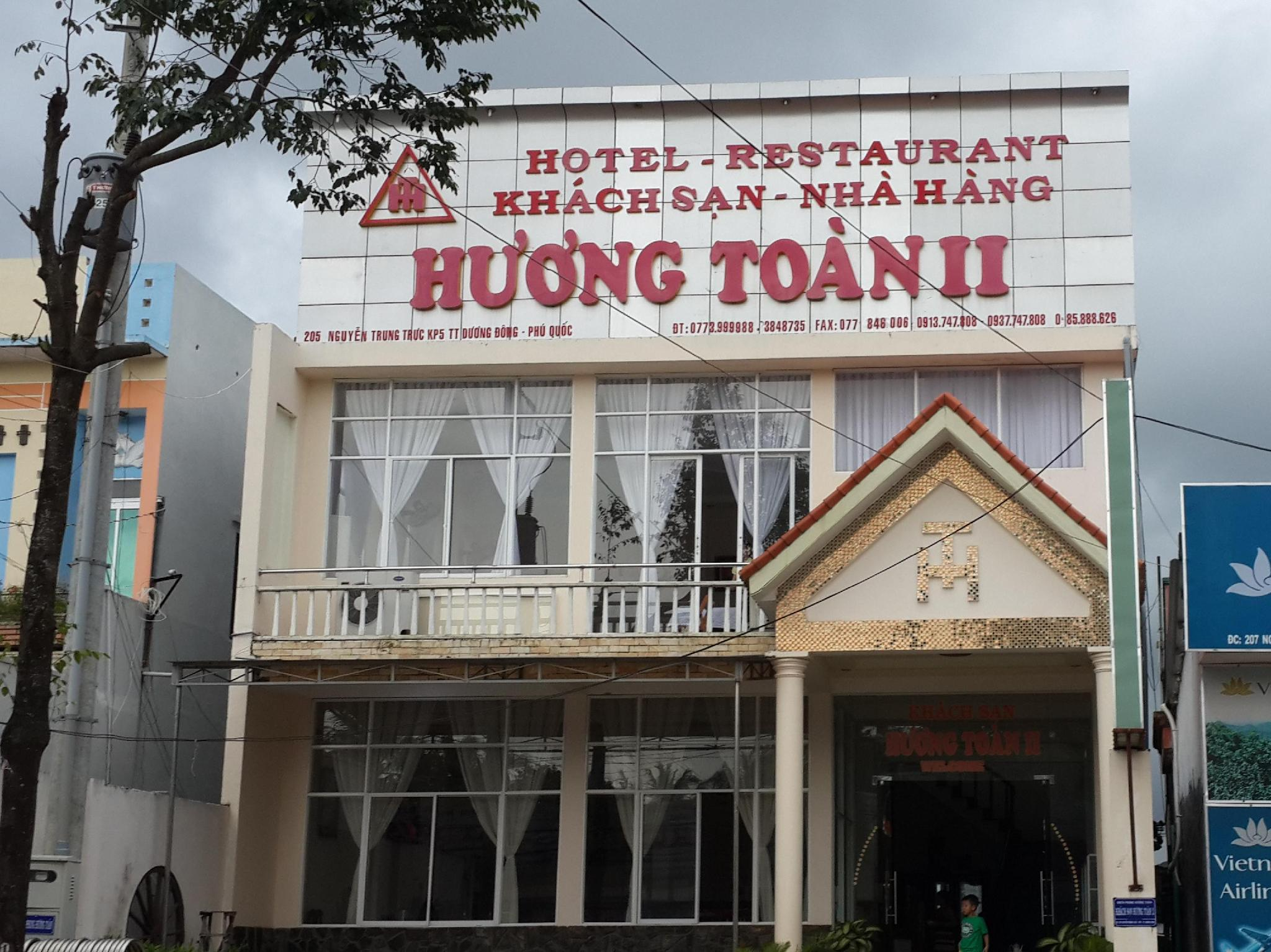 Hotell Huong Toan 2 Hotel