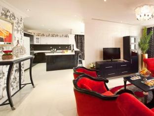 The Royal International Hotel Abu Dhabi Abu Dhabi - Royal Suite