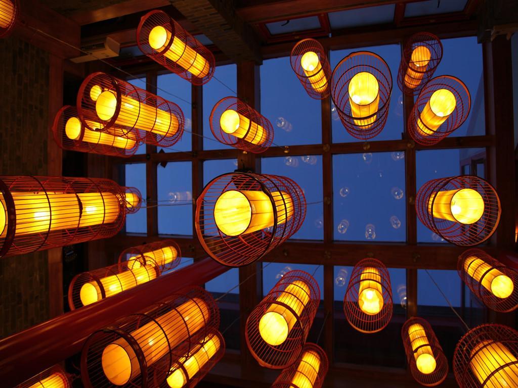 Grand Hotel Du Palais Rouge - Lama Temple