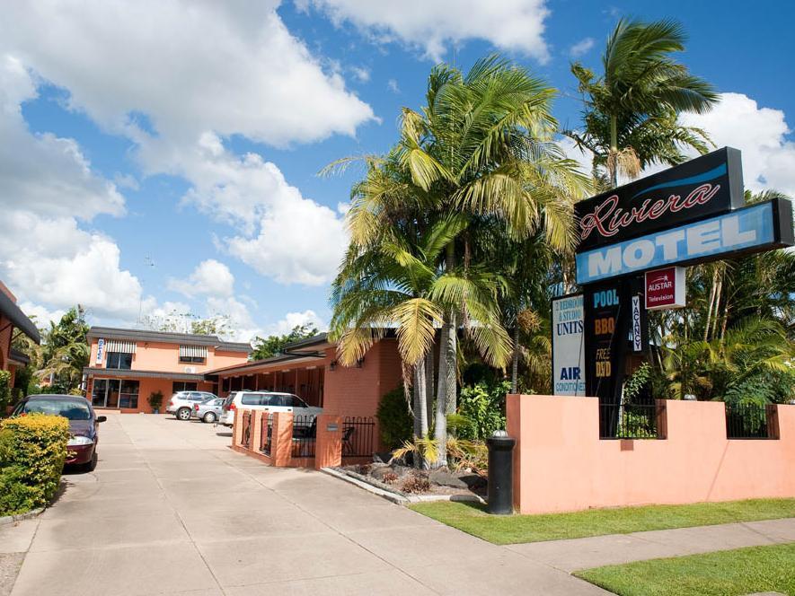 Riviera Motel - Hotell och Boende i Australien , Bundaberg