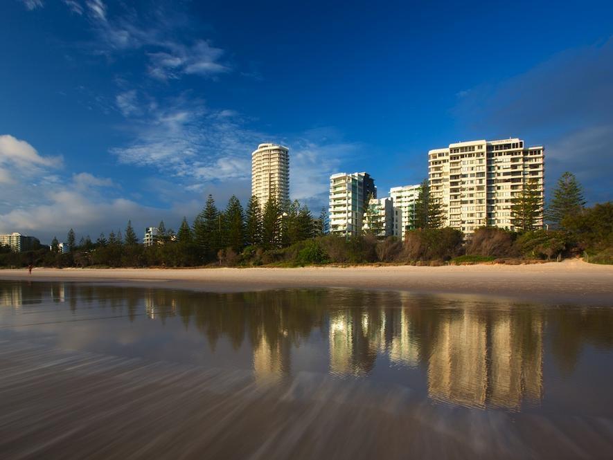 Southern Cross Apartments - Hotell och Boende i Australien , Guldkusten