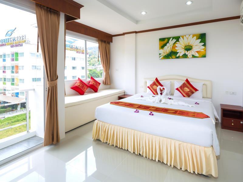 Hotell Phusita House i Patong, Phuket. Klicka för att läsa mer och skicka bokningsförfrågan