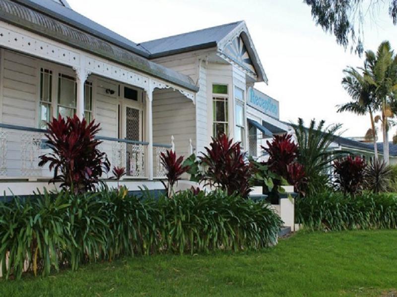 Colonial Court Motor Inn - Hotell och Boende i Australien , Kempsey