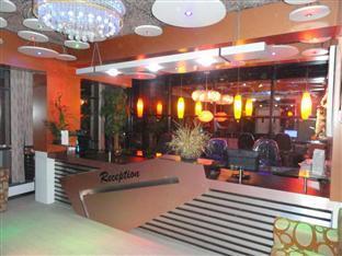 Dash Continental Hotel Vadodara - Lobby