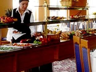 Dash Continental Hotel Vadodara - Restaurant
